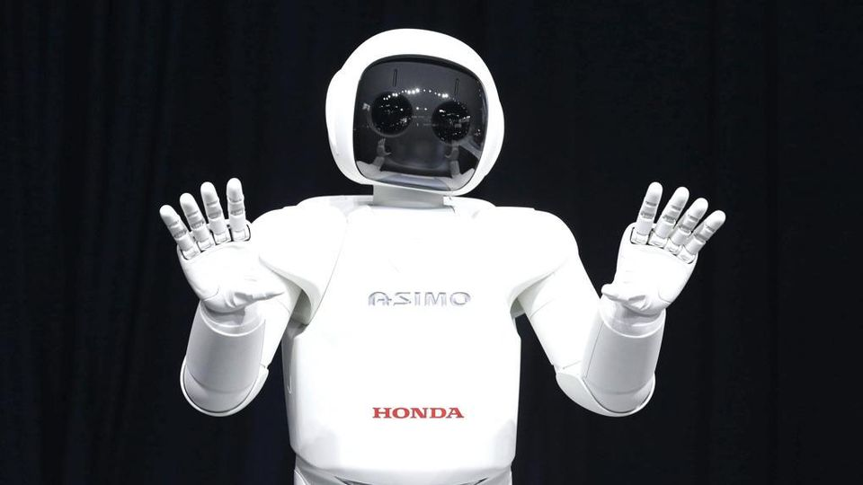 Robot di dating online