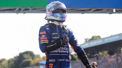 F1, doppietta McLaren a Monza: Ricciardo precede Norris, 4° Leclerc. Scontro Verstappen-Hamilton, fuori entrambi
