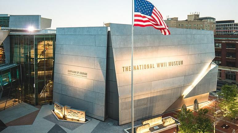 Image result for national wwii museum