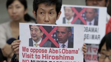 Barack Obama visita Hiroshima, ma senza scuse per la bomba atomica
