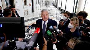 """Lavoro, Tajani: """"Eliminiamo il reddito ci cittadinanza per tagliare cuneo fiscale, poi si parlerà di salario minimo"""""""