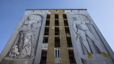 Artista Murales Roma