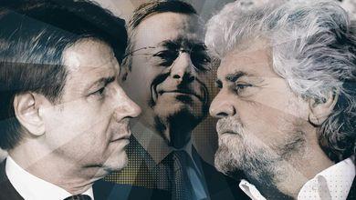Beppe Grillo è il miglior alleato di Mario Draghi per far durare il governo (e sognare il Quirinale)