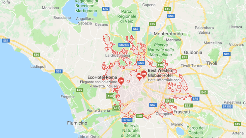 Ecco come funziona Google Maps - La Stampa Googi Map on