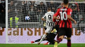 La classicissima Juve-Milan finisce in parità, Rebic replica a Morata