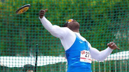 Atletica paralimpica: a Jesolo Tapia leader mondiale dell'anno nel disco