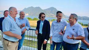 Nuovo ultra trail del Lago Maggiore: 500 atleti da 14 nazioni