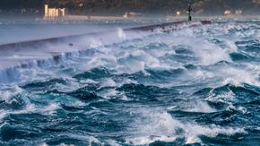 Trieste, la complessità del vento