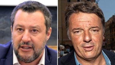 Salvini e la fortuna del buon Dio, Renzi e la gente che deve soffrire: vota la frase