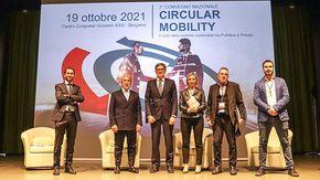 La mobilità diventa sostenibile se è circolare