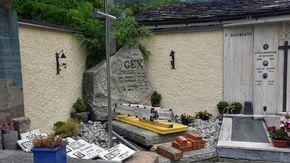 L'esperta esamina i resti riesumati dalla tomba di Gex 55 anni dopo la misteriosa morte