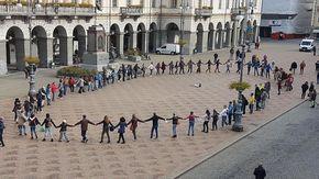 No green pass, torna la protesta davanti a Palazzo regionale e in piazza Chanoux