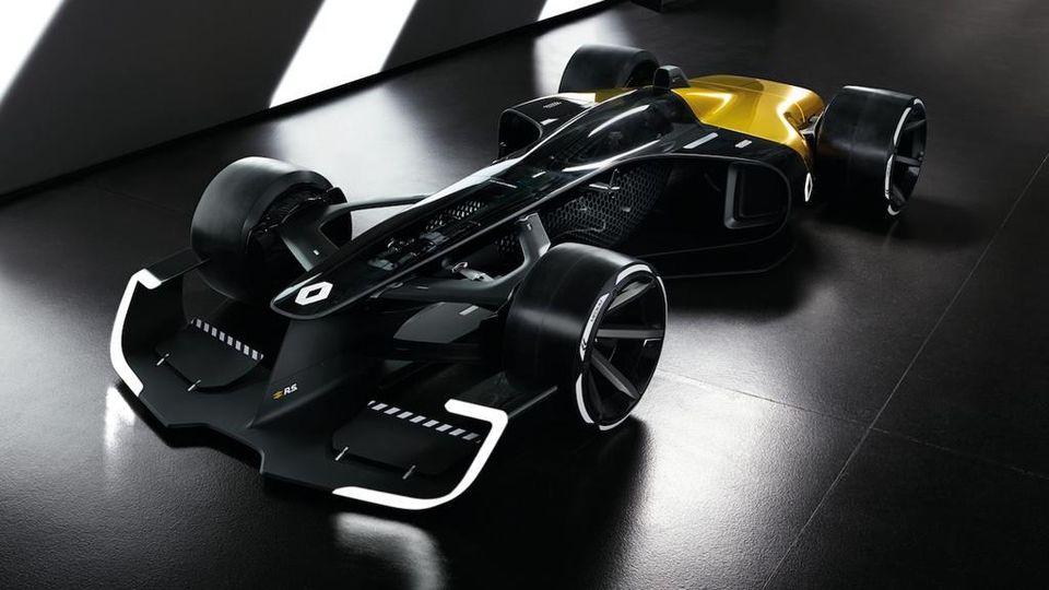 vasta selezione nuovi arrivi offrire sconti Renault reinventa la Formula 1: le monoposto del 2027 potrebbero ...