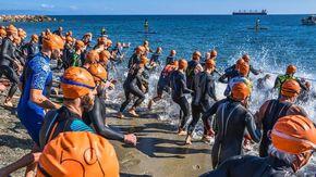 Triathlon Sprint «Città di Savona»: hanno vinto Simone Ceddia e Vittoria Bergamini