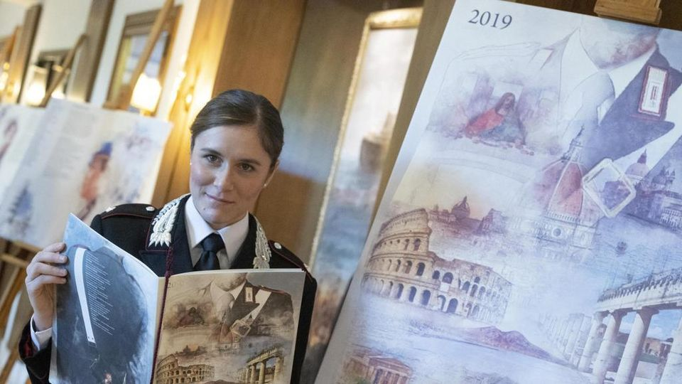 Calendario Carabinieri Prezzo.Il Calendario 2019 Dei Carabinieri Dedicato Al Nostro