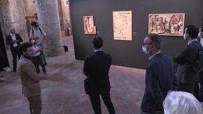 Laboratorio, situazione, esperimento: ad Alba un viaggio nell'arte di Piero Simondo