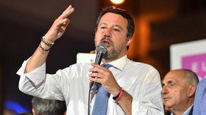 """Elezioni 2021, Salvini rifiuta la sconfitta: """"Il centrodestra passa da 8 a 10 sindaci. Bisogna ragionare sul non voto"""""""