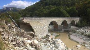 Dalla Regione fondi a 12 Comuni del Cuneese per i ripristini dopo le calamità dal 2019 a oggi