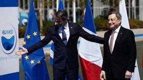 """Clima, il monito di Draghi: """"Stiamo venendo meno alle promesse dell'accordo di Parigi, in 50 anni disastri quintuplicati"""""""