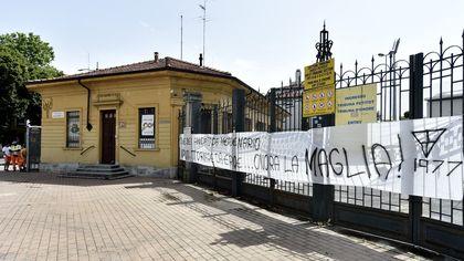 Parma, Buffon scrive ai tifosi ma i Boys lo contestano