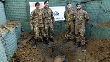 Noceto, il giorno della bomba da 500 libbre: disinnesco riuscito - Foto