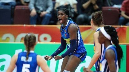 Universiade a Napoli, ecco le 12 azzurre del volley femminile
