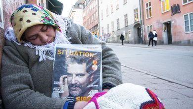 Svezia, la nuova terra dei mendicanti rom