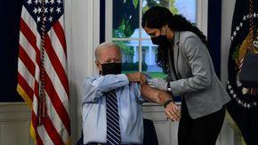 Biden ha ricevuto la terza dose del vaccino anti-Covid