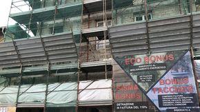 Manovra: la stretta del Superbonus