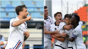 La Samp vince a Empoli, Venezia beffato dallo Spezia nel recupero