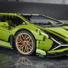 E la Lamborghini Sián FKP 37 diventa di Lego