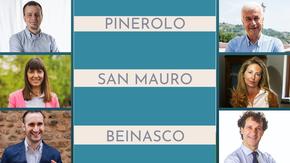 Pinerolo, San Mauro e Beinasco: i tre ballottaggi che scuotono la provincia