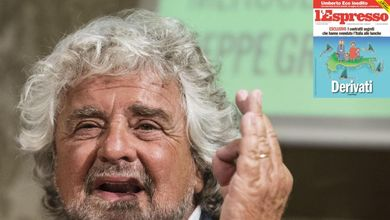 Derivati, Beppe Grillo: «Inchiesta preziosa dell'Espresso». E lancia #FuoriIContratti