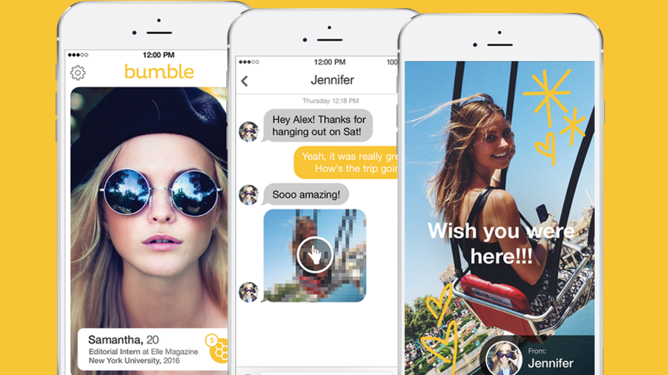 Dating app Bumble