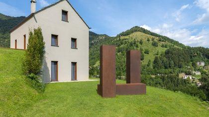 Morterone, ecco le opere del museo d'arte contemporanea all'aperto