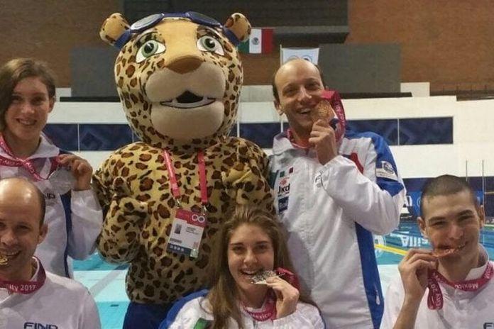 1615fdbdf6cf Nuoto paralimpico, Mondiali: ancora pioggia di medaglie per gli azzurri -  Repubblica.it