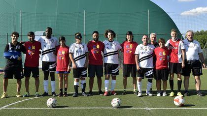 A Parma la sfida dell'inclusione: in campo atleti non vedenti