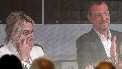 """Sanremo 2020, la rivincita di Antonella Clerici: """"Ne avevo bisogno. L'Ariston mi ha sempre portato fortuna"""""""