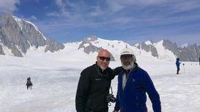 """""""Ghiaccio fragile"""", a scuola di cambiamenti climatici sul Monte Bianco"""