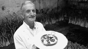 La cucina italiana in lutto: è morto Renzo dell'Antica Corona Reale di Cervere