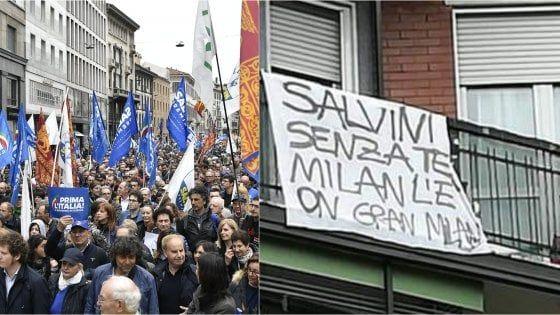 salvini milano 18 maggio - photo #16