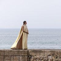 Stéphane Rolland, la collezione Haute Couture FW21-22 nasce dalla roccia e dal mare