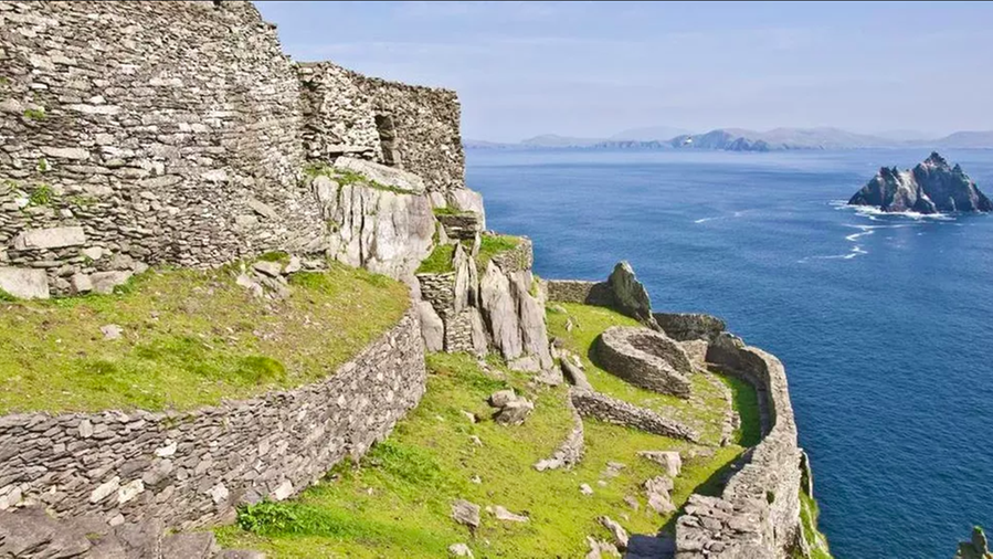 The coronavirus made Skelling Michael, the Irish islet made famous by Star Wars unreachable