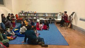 Laboratori artistici e letture animate: la biblioteca di Vercelli è a misura di bambino