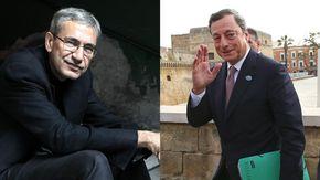 """Lo scrittore premio Nobel Pamuk scrive a Draghi: """"Solo lei può salvare Venezia"""""""