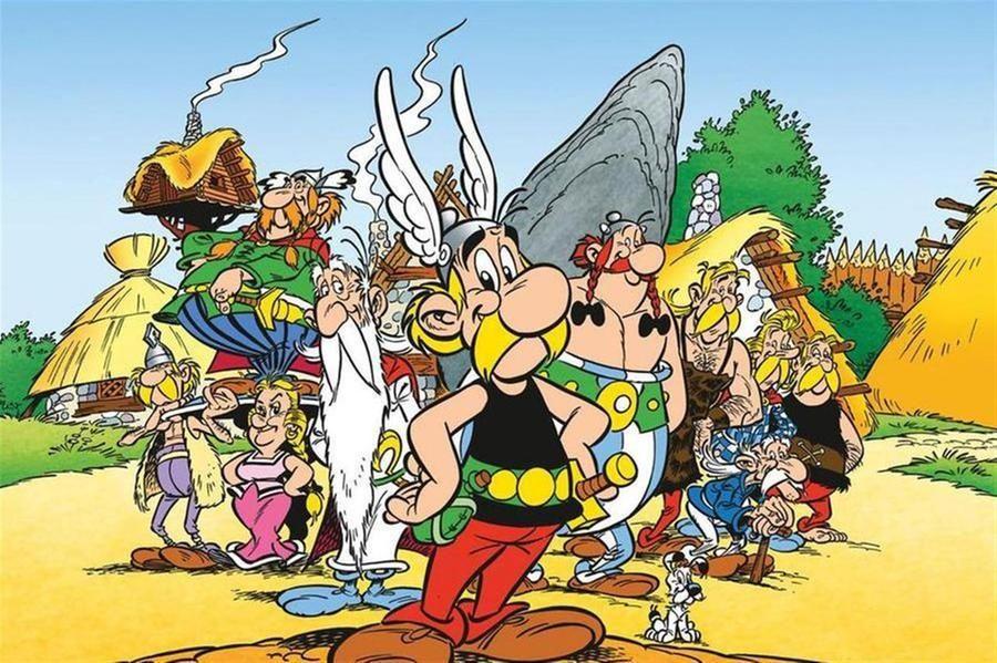 Morto Albert Uderzo, papà di Asterix