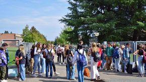 Scuola, in Piemonte diminuiscono le classi in quarantena
