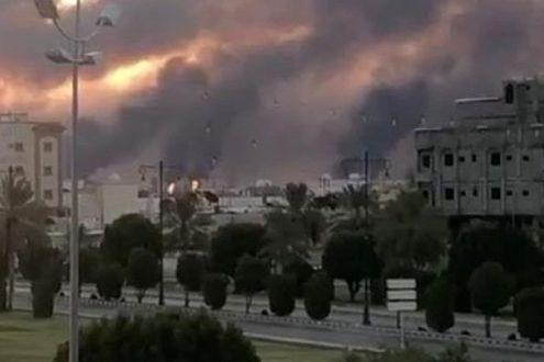 [VIDEO] Attacco al petrolio dell'Arabia Saudita, colpito dai droni l'impianto di lavorazione più grande al mondo