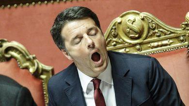 Renzi e le opposizioni sfiduciate sulla sfiducia