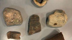 Albenga, pescatore ritrova reperti dell'epoca medievale